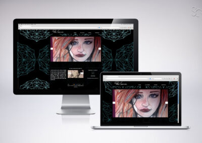 RESTYLING SITO WEB PAOLA IANNONE