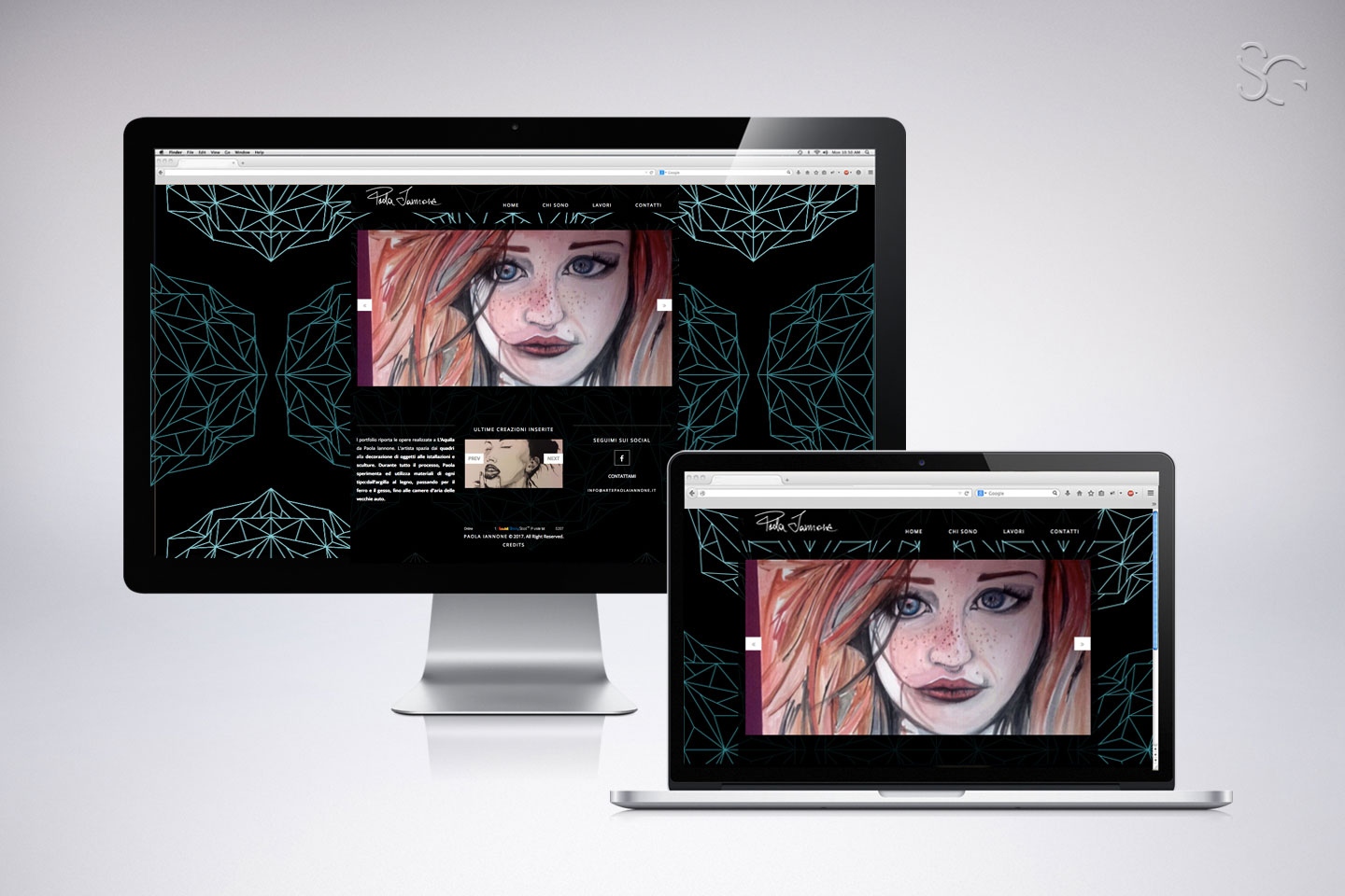 restyling-sito-web-paola-iannone-design-stefano-giancola