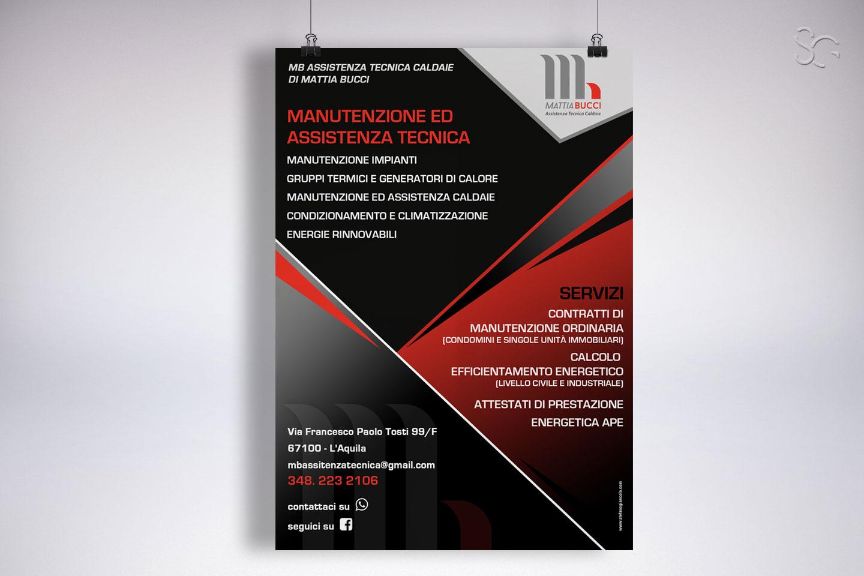 locandina-mb-assistenza-tecnica-caldaie-grafica-stefano-giancola