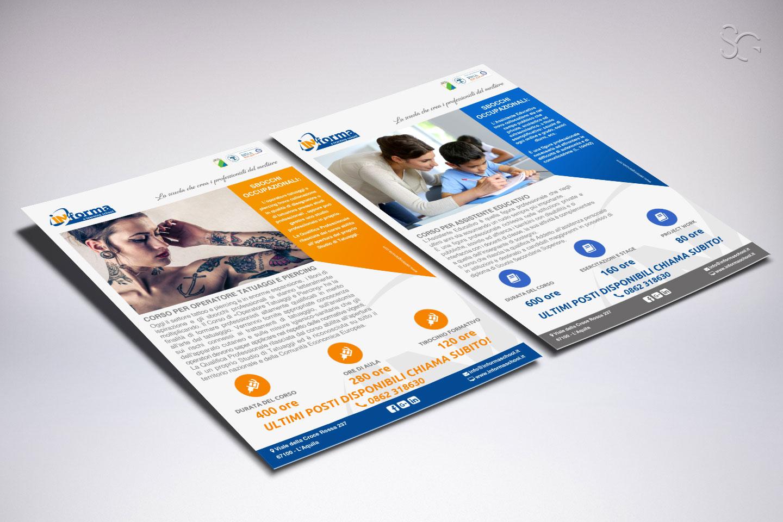 volantini-informa-e-learning-school-grafica-stefano-giancola