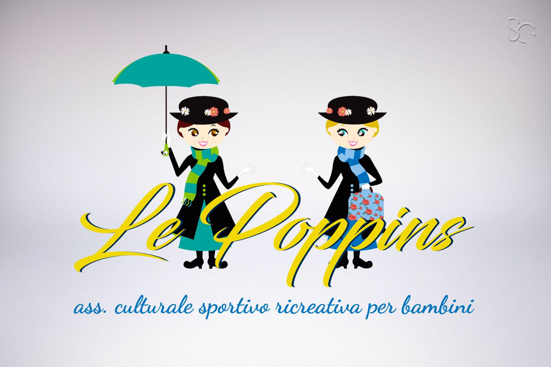 logo-le-poppins-grafica-stefano-giancola