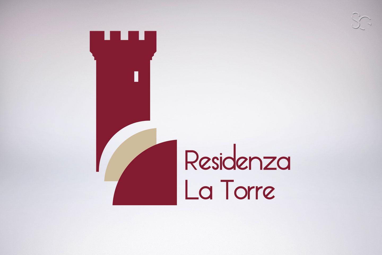 logo-residenza-la-torre-grafica-stefano-giancola