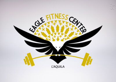 LOGO EAGLE FITNESS CENTER