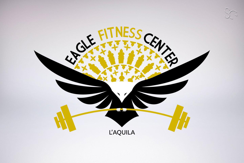 logo-eagle-fitness-center-grafica-stefano-giancola