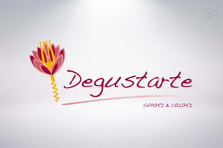 logo-degustarte-grafica-stefano-giancola