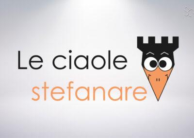 LOGO LE CIAOLE STEFANARE
