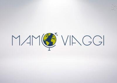 LOGO MAMO' VIAGGI
