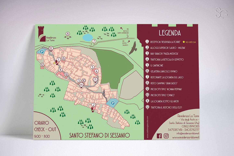 mappa-turistica-residenza-la-torre-santo-stefano-di-sessanio-grafica-stefano-giancola