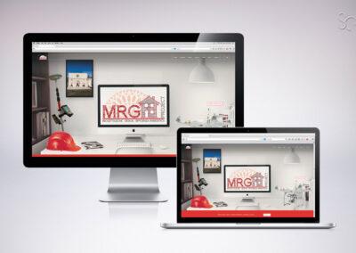 SITO WEB MRG PROJECT