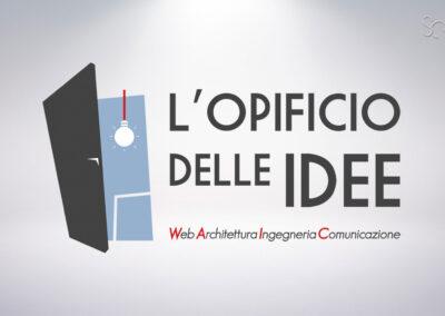 LOGO L'OPIFICIO DELLE IDEE