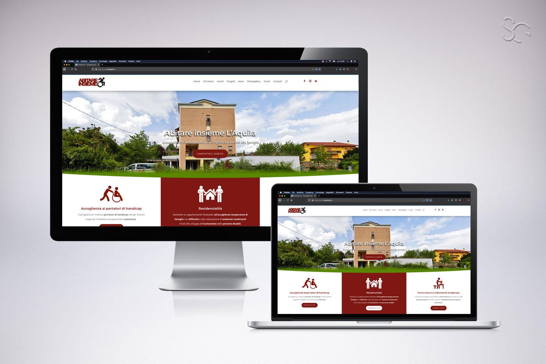 sito-web-abitare-insieme-laquila-design-stefano-giancola