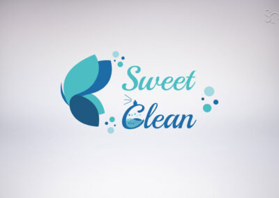 LOGO SWEET CLEAN